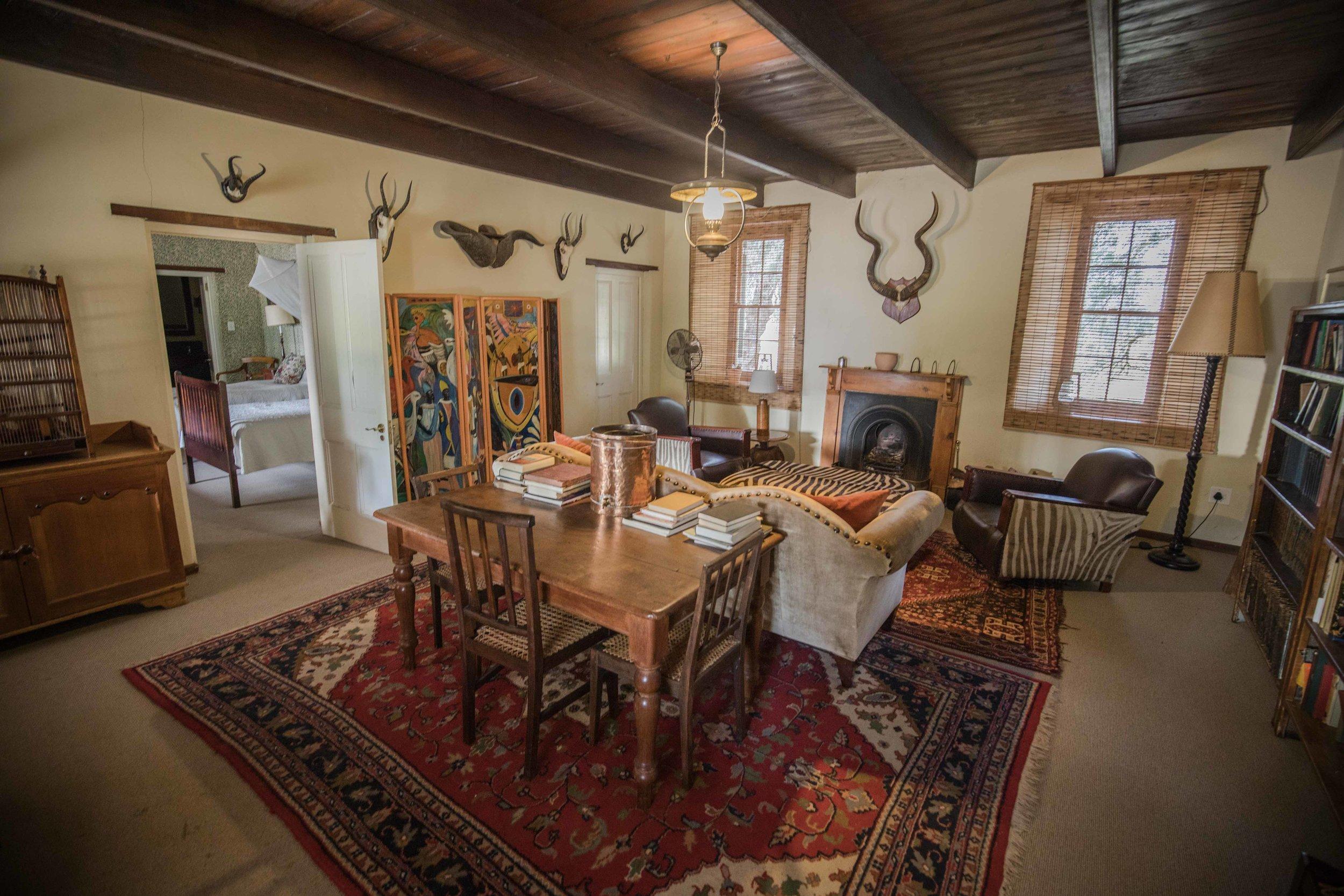 Victorian sitting room