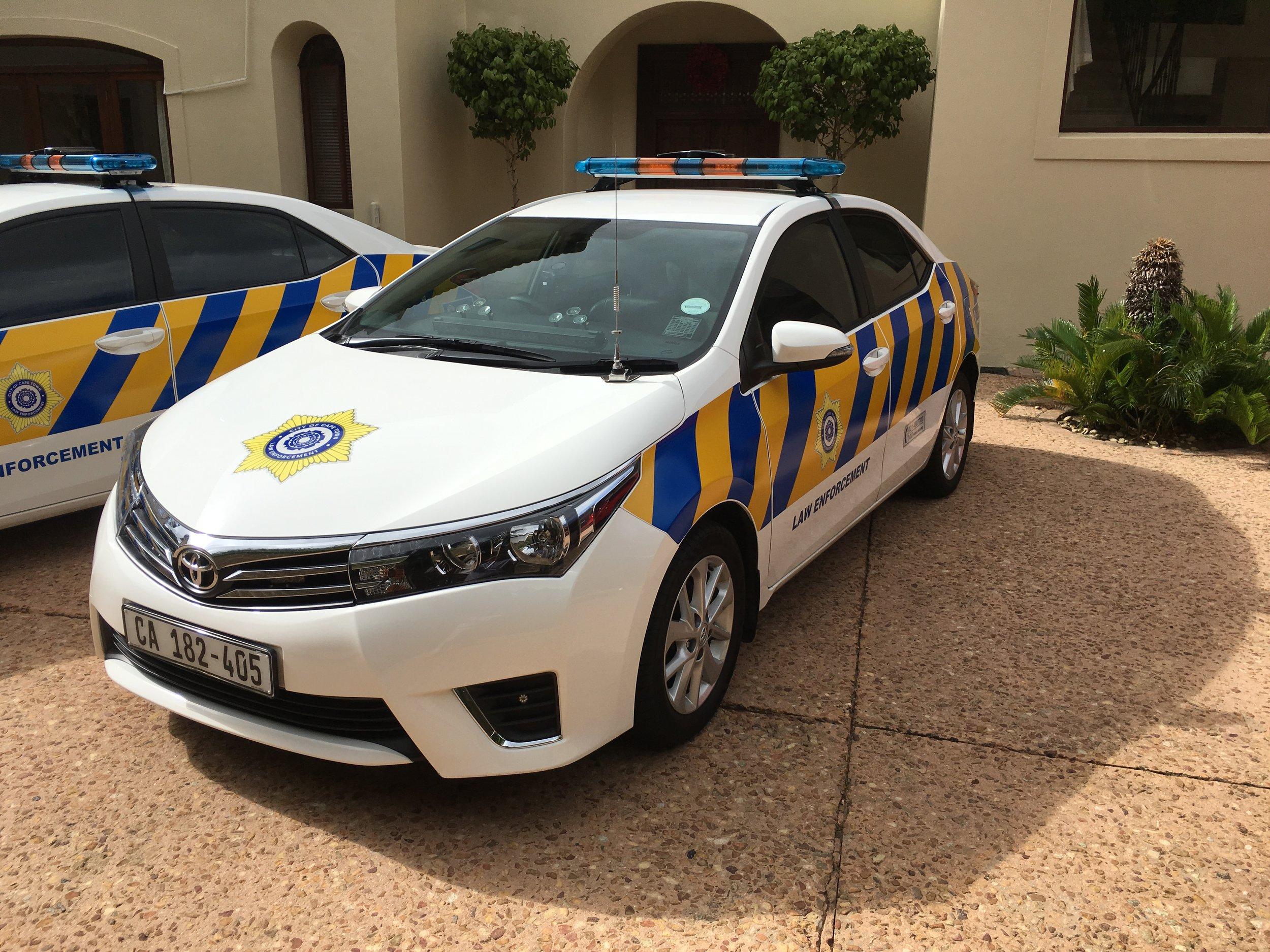 Law Enforcement Cape Town