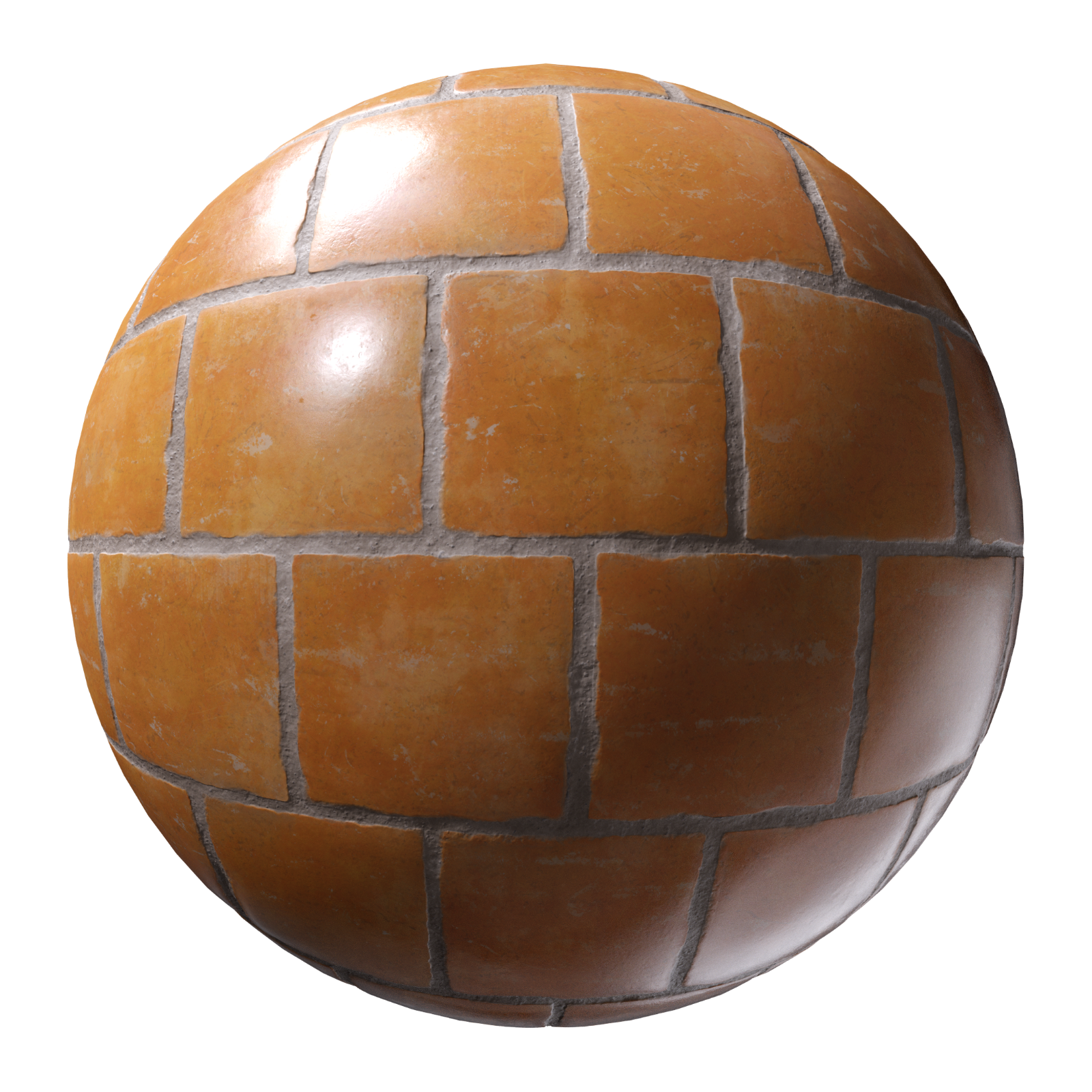 Glazed Bricks