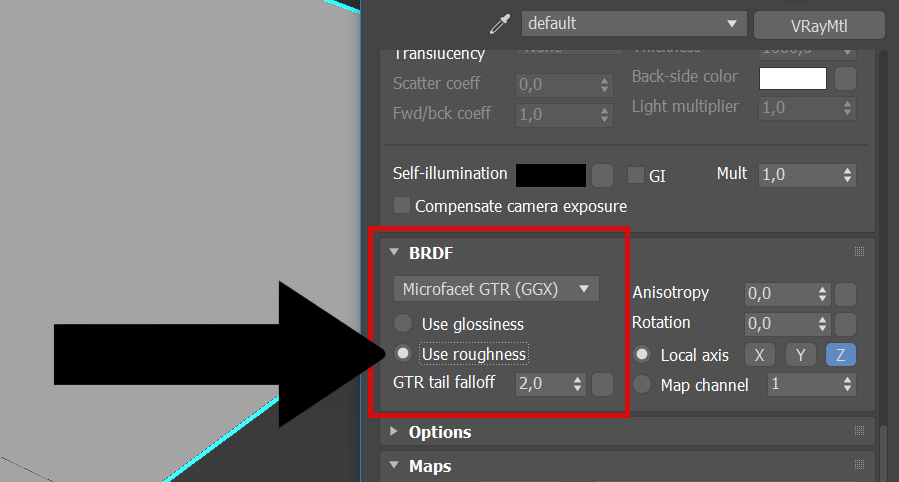 How To Use Pbr Materials In Vray Next For 3d Max Blog Textures Com