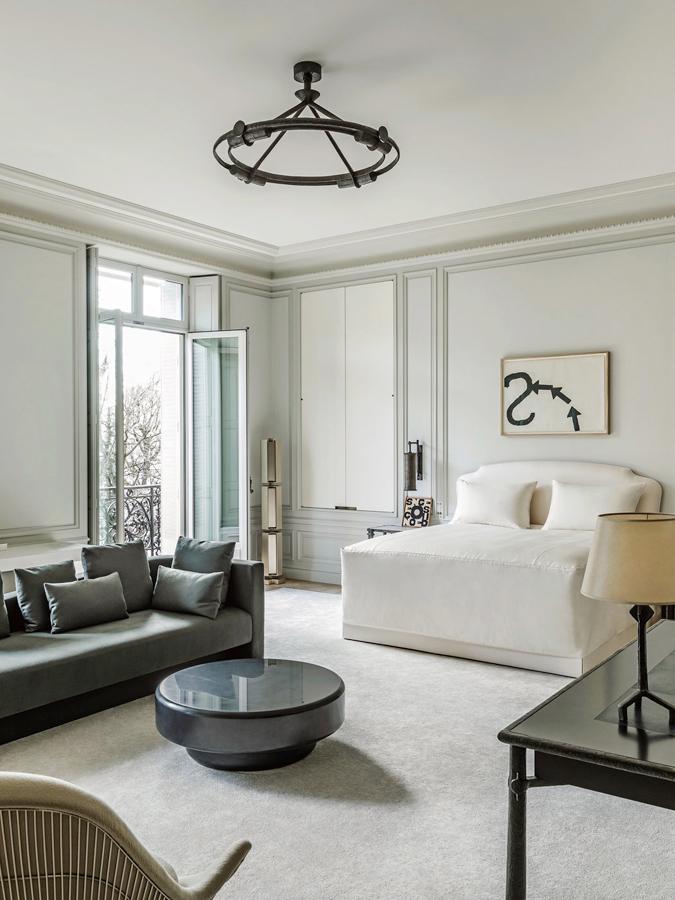 Joseph Dirand Bedroom