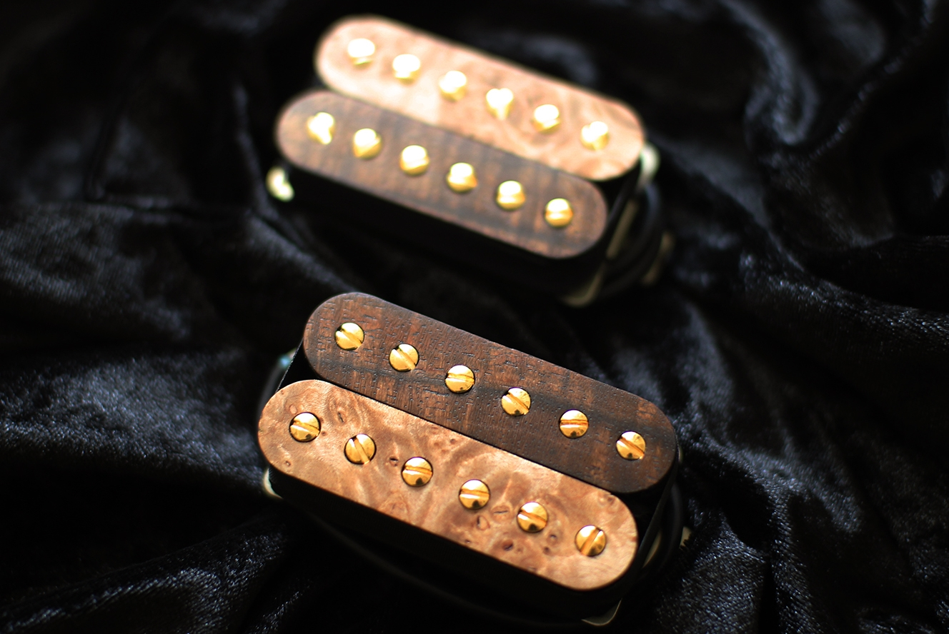 CUstomHand-Wound PickupsMade To Order - Start By Selecting Your Pickup Type