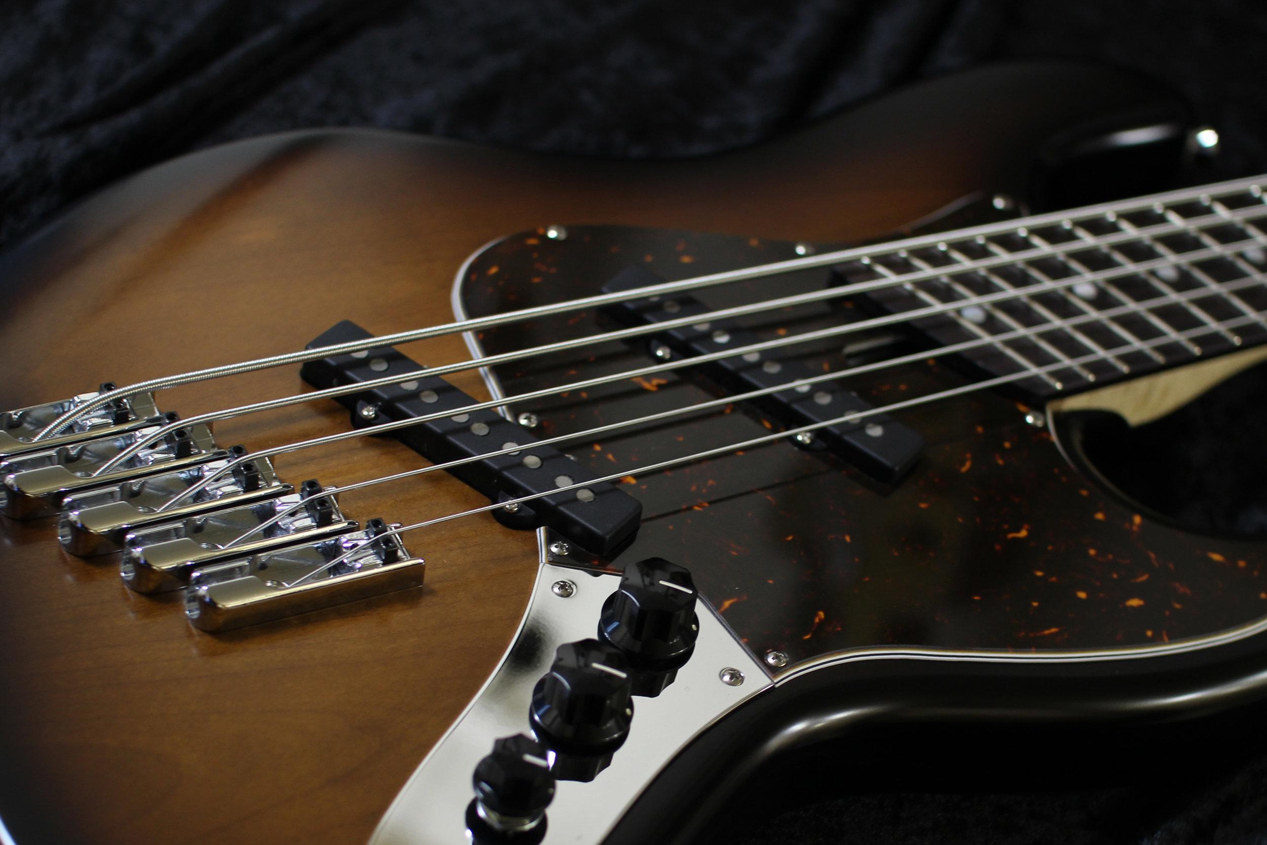 Jazz Bass pickups -