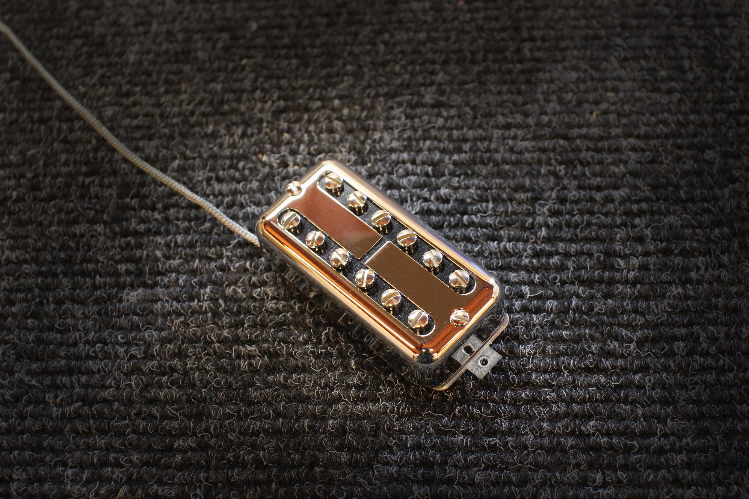 J-Tron Deluxe - My personally Tweaked version of the classic Vintage Filtertron pickups, that were almost perfect… but not quite.