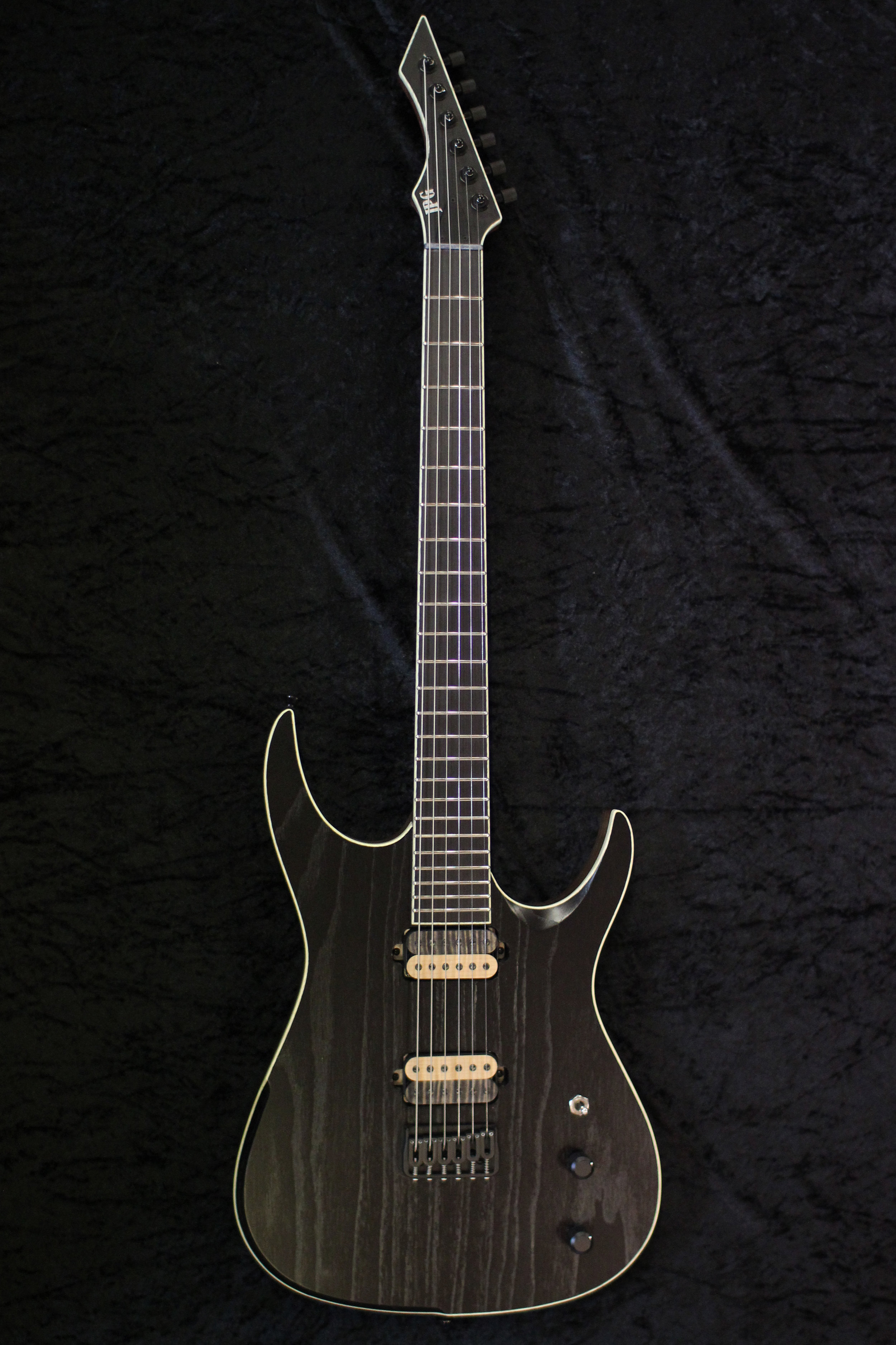 JPM - A Contemporary Chuggernaut, available in 6,7 & 8-string Models, Straight Scales & Multi-Scales.Starting from £1,700