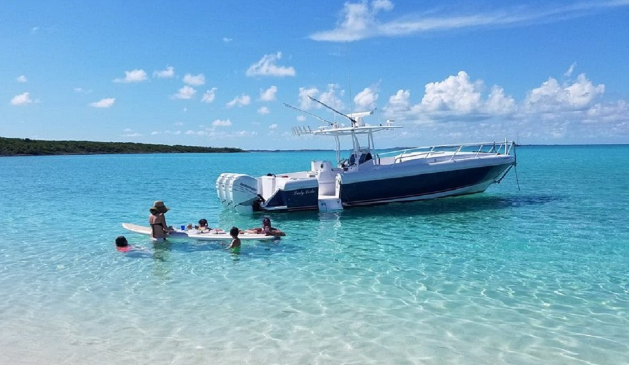 Luxury Charter Yacht Lady Leila Tender