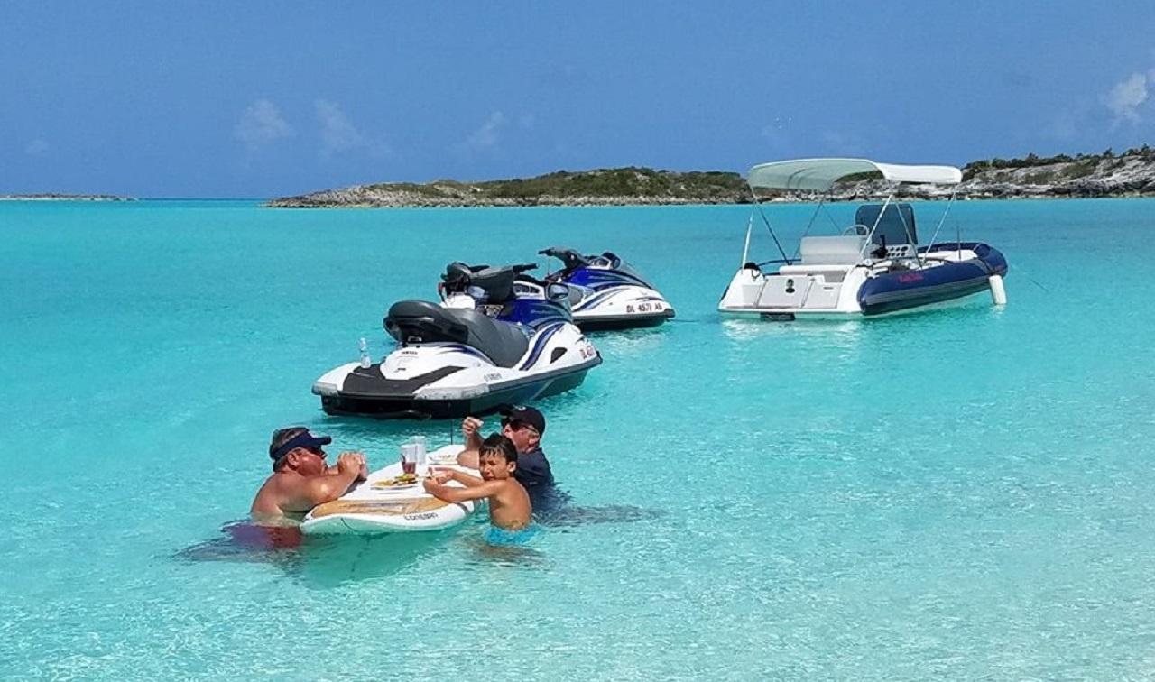 Luxury Charter Yacht Lady Leila Waverunners