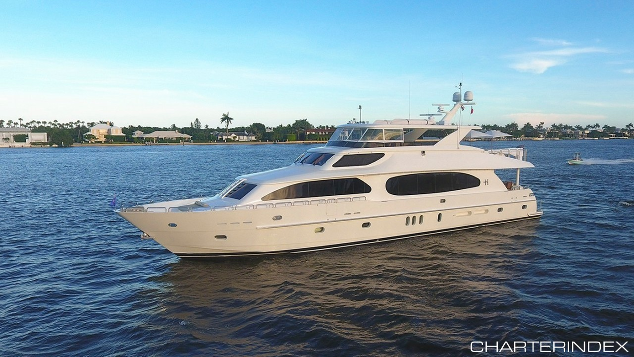 """M/Y Lady Deena II   5-Star Crew! """"I just cannot say enough about the crew - every one of them was amazing."""""""