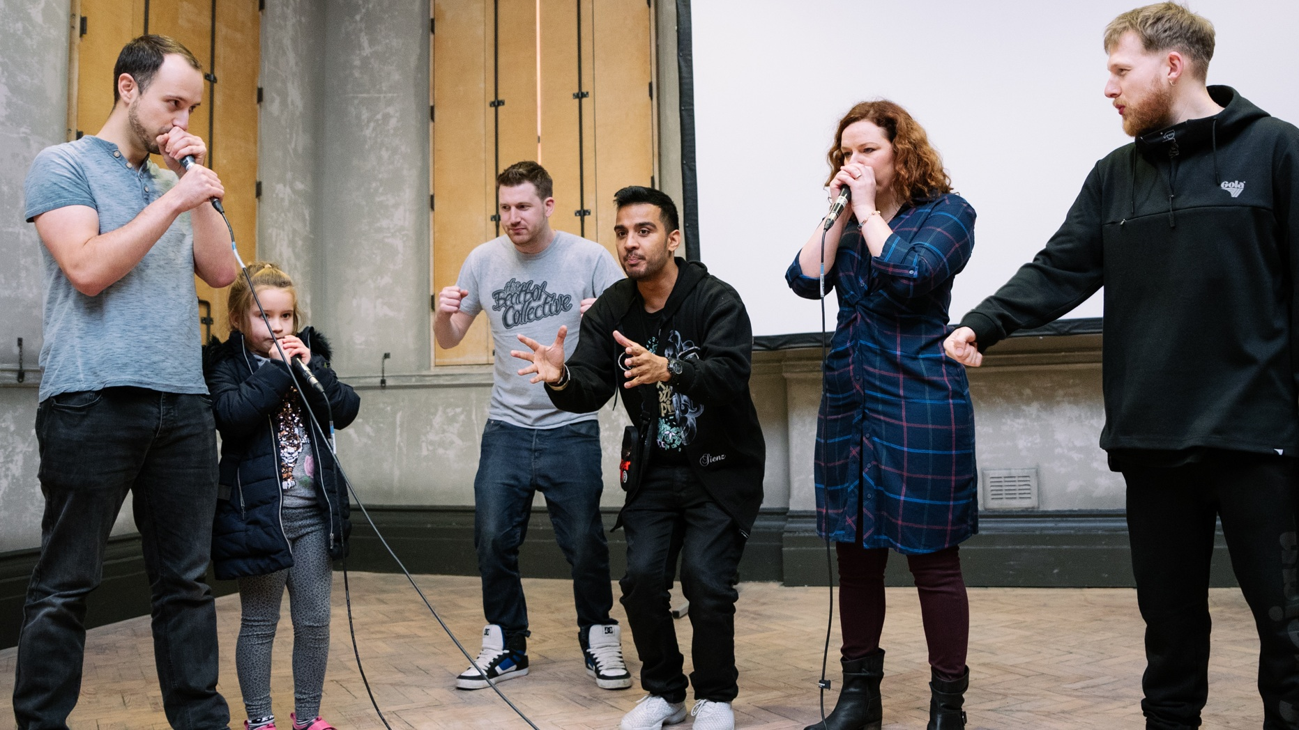 BEATBOX WORKSHOPS -