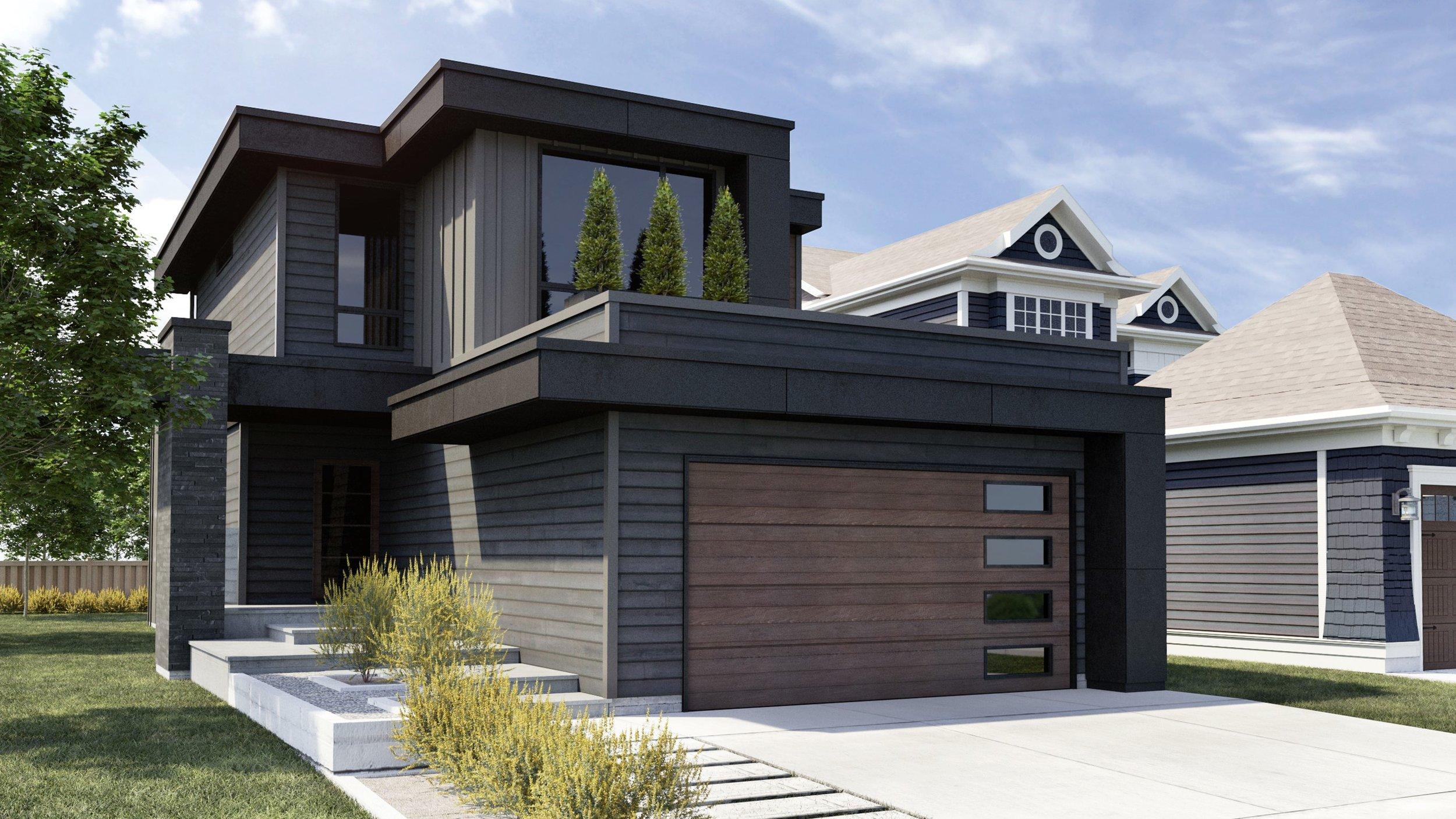 The Iyla  by  Van Arbor Homes
