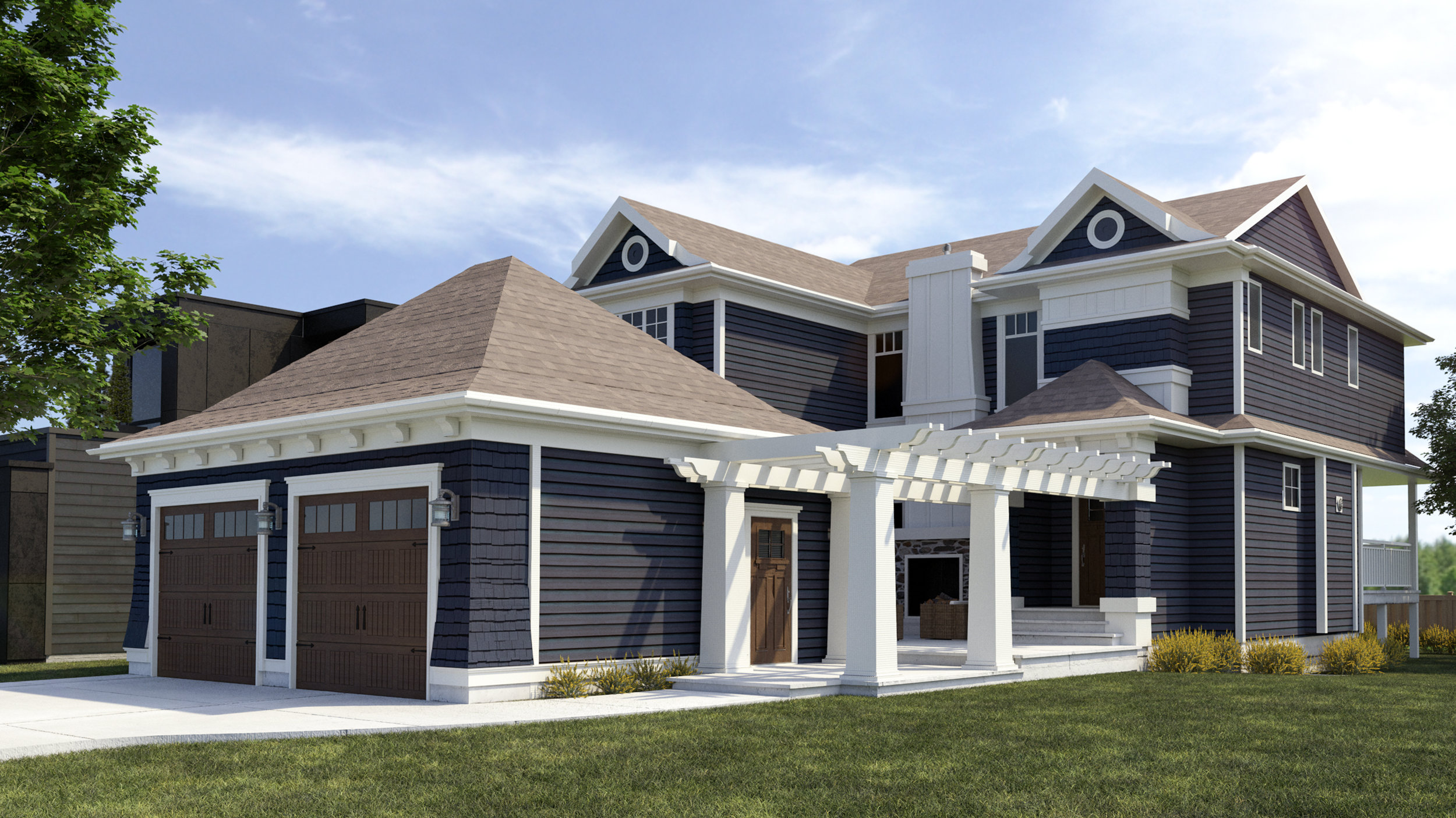 The Abi  by  Van Arbor Homes