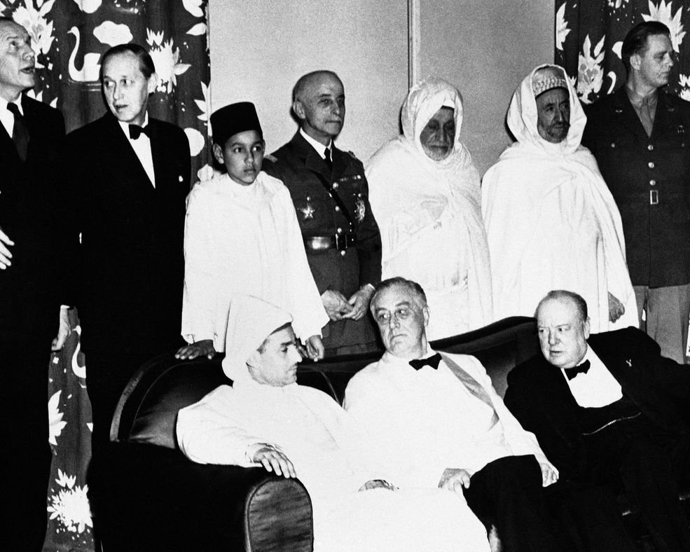 Los Angeles Times - Apr. 25, 2017 You Must Remember This: Sultan Mohammed V Protected the Jews of Casablanca