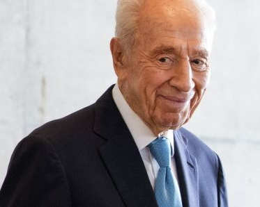 CNBC - Sep. 28, 2016 Five Lessons my Kids Learned from Shimon Peres
