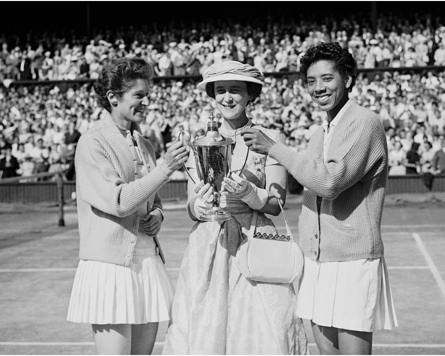 WALL STREET JOURNAL - July 4, 2019Two Women Who Defied Prejudice At Wimbledon