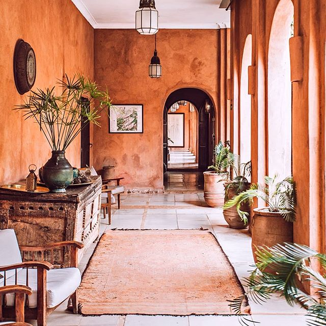 Riads of Marrakech - Book a  last minute trip with @therovinghotel & @maderasvillage for a unique week of adventures in Morocco! DM for more details ☀️
