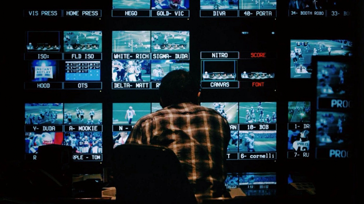Behind the NFL (Director, DP)