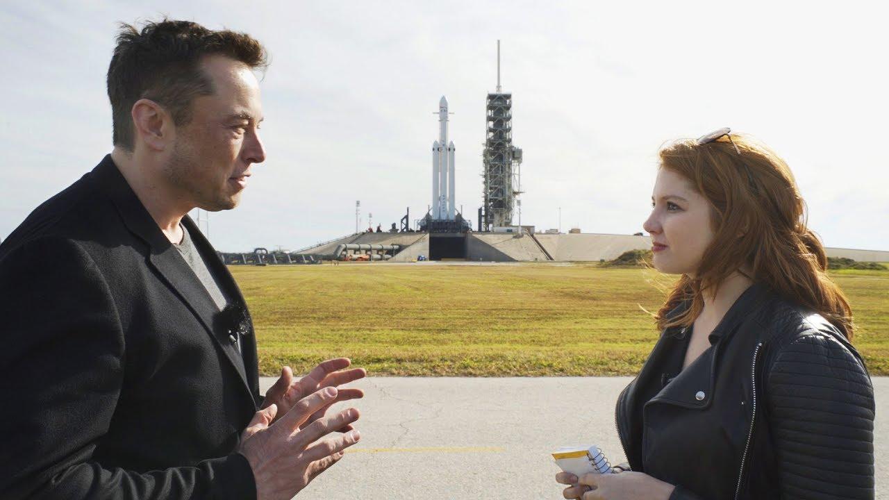 Falcon Heavy (Director, DP, Editor)