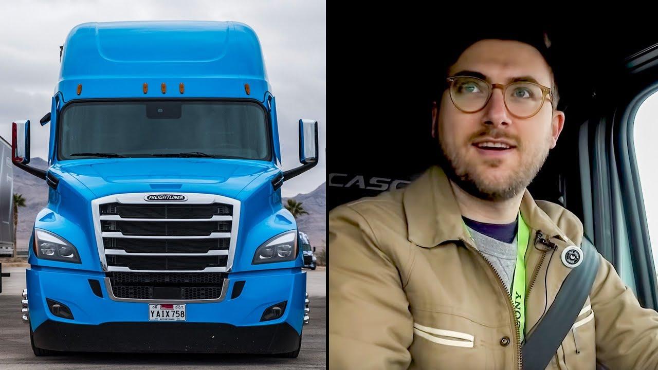 Semi-Autonomous Truck (Director, Editor)