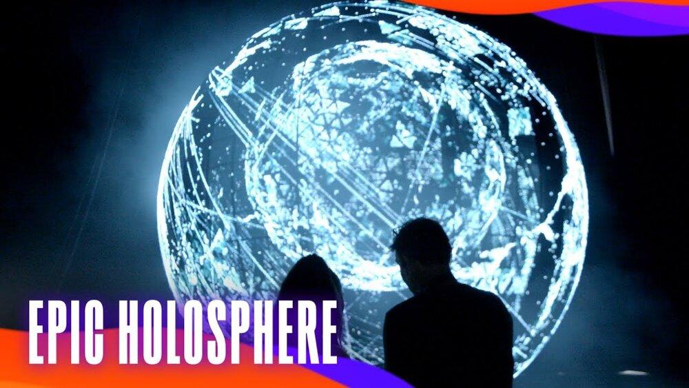 Holosphere (Editor)