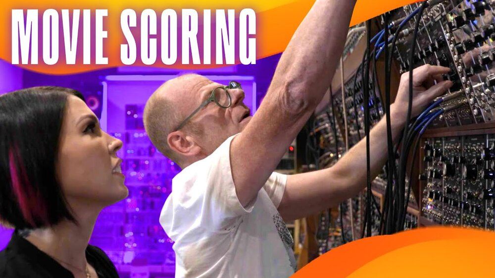 The future of film scoring (Editor)