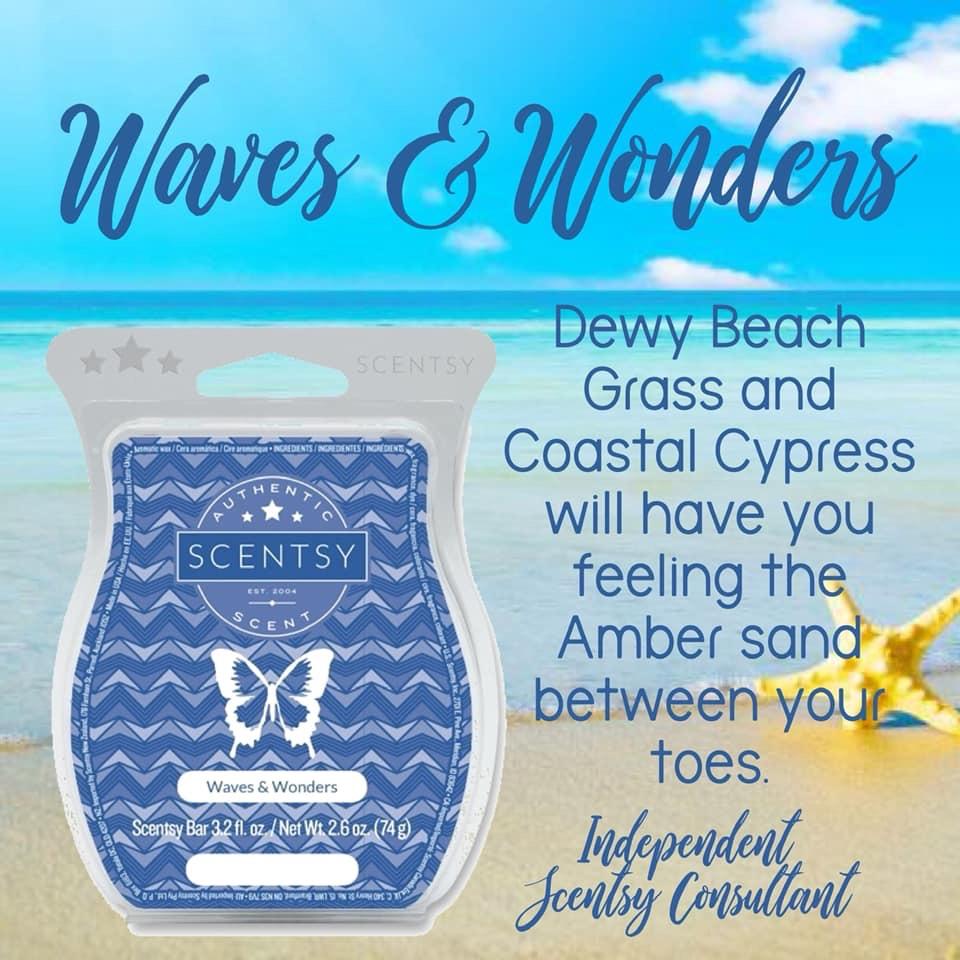 waves and wonders scentsy bar.JPG