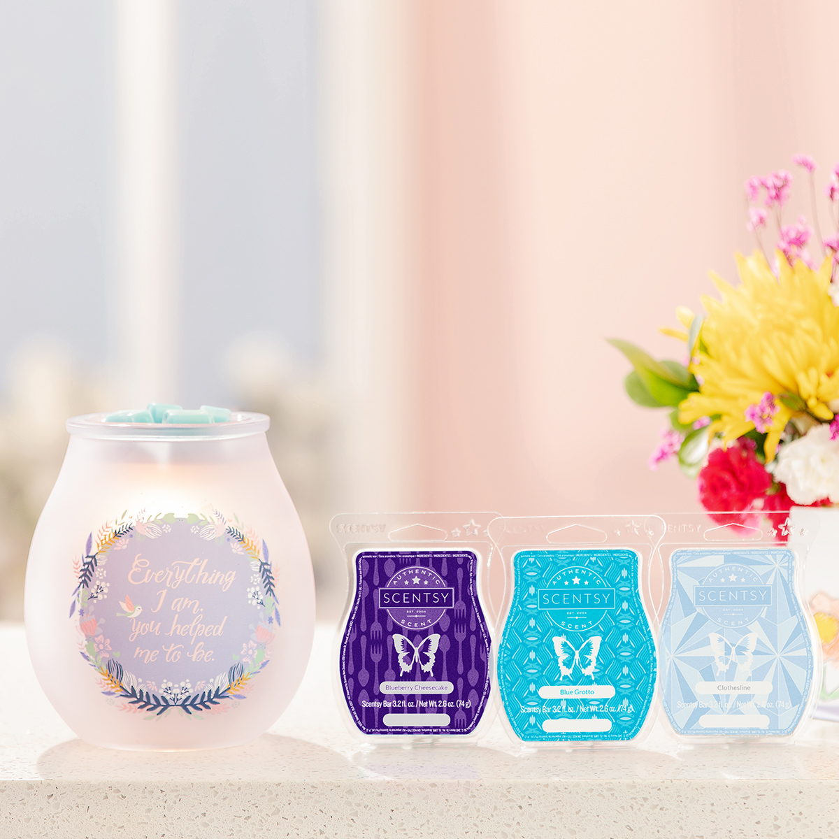 scentsy mothers day bundle