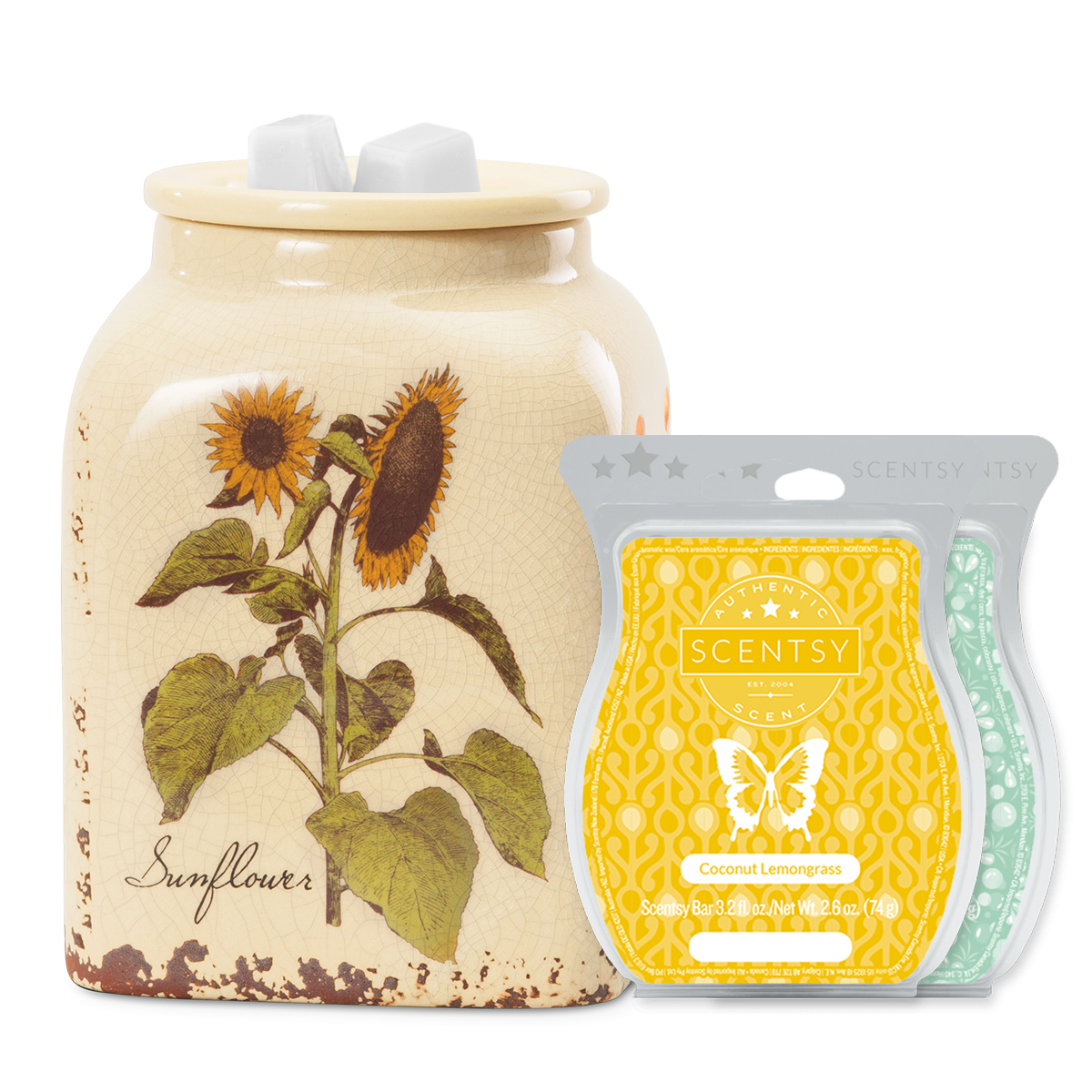 rustic sunflower mothers day bundle scentsy