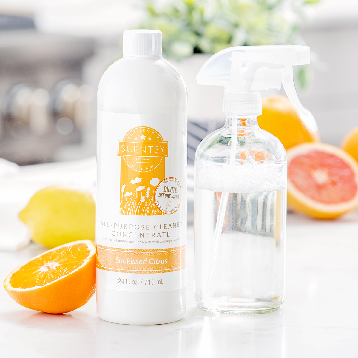scentsy concentrate cleaner