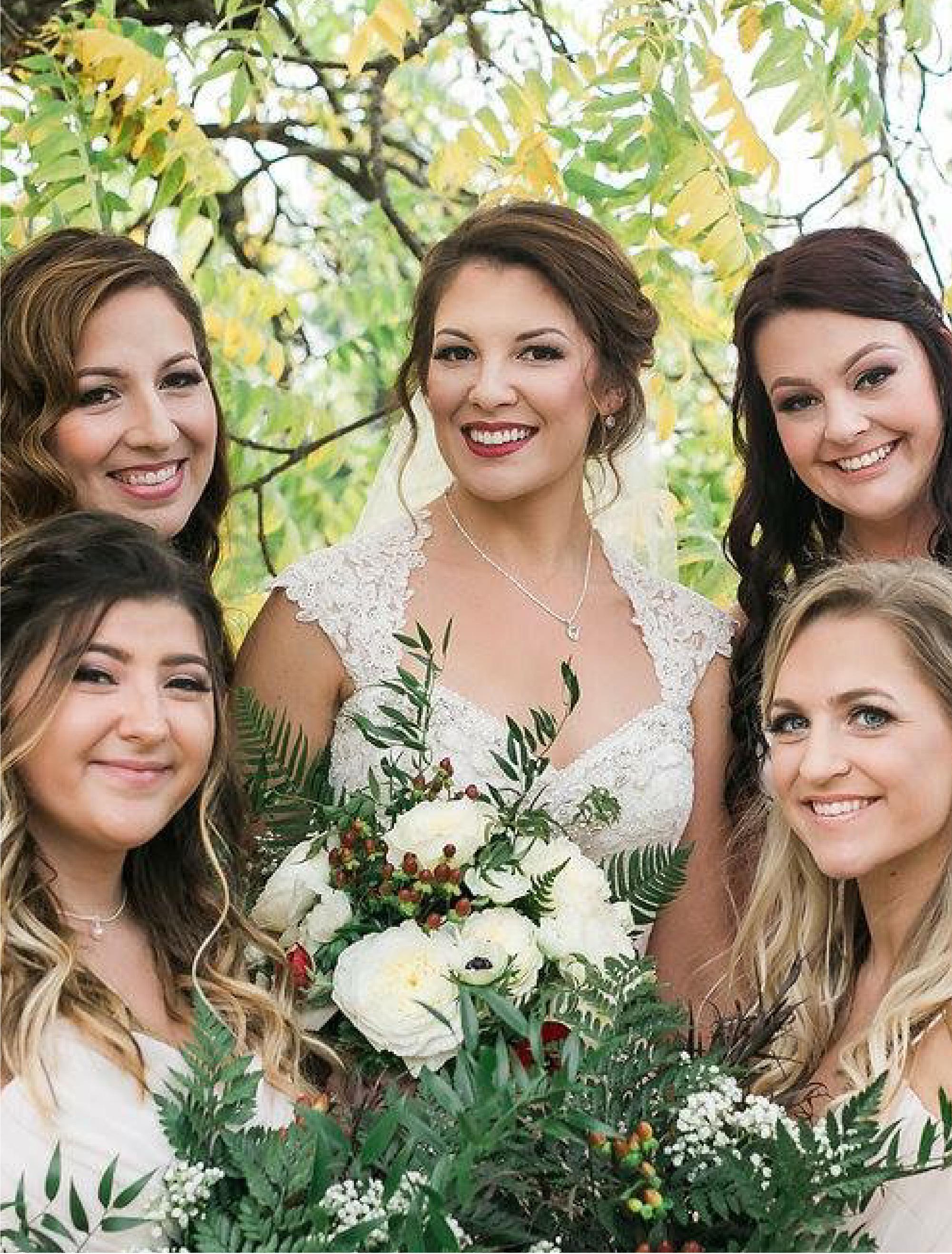 1. - Bridal Glam