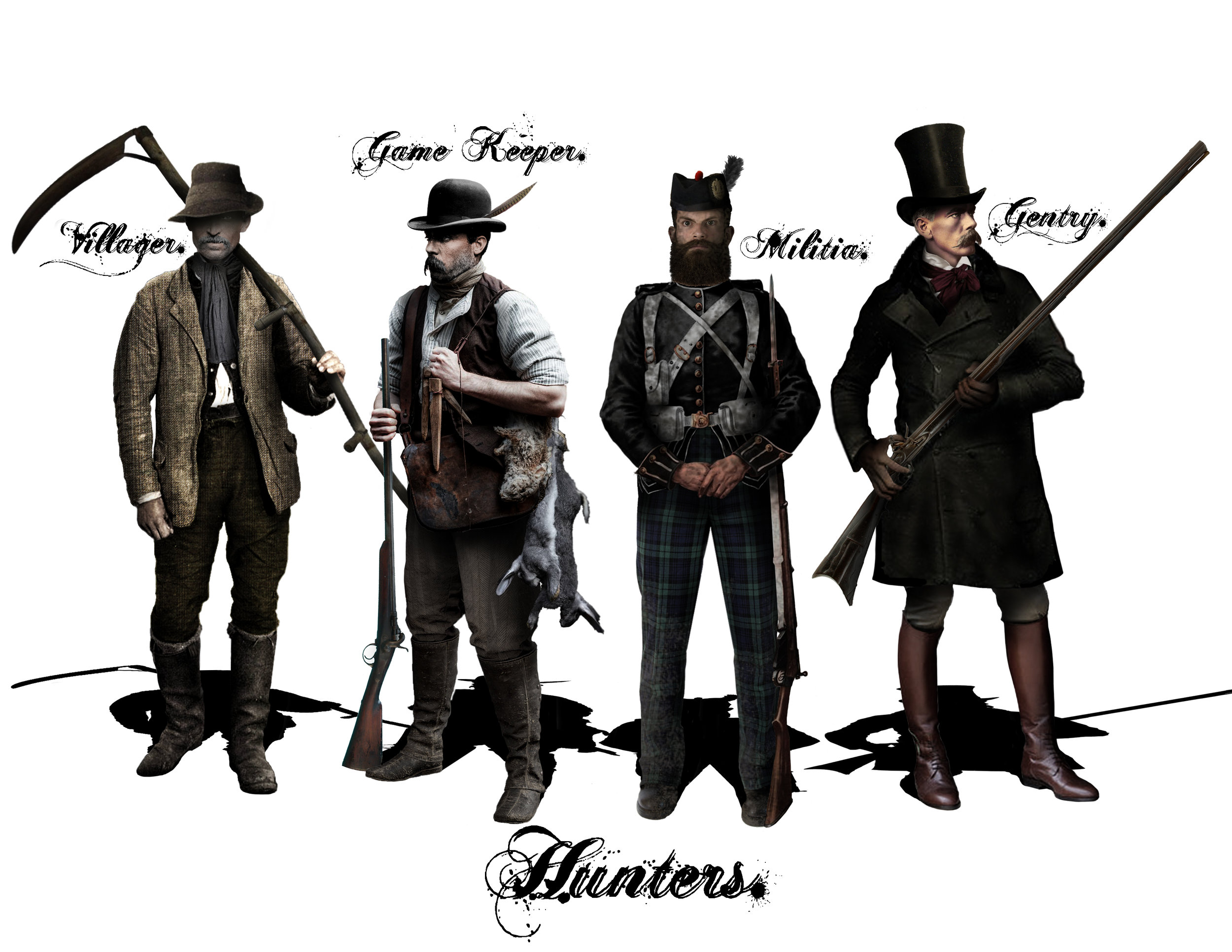 HUNTERS - Costume Design