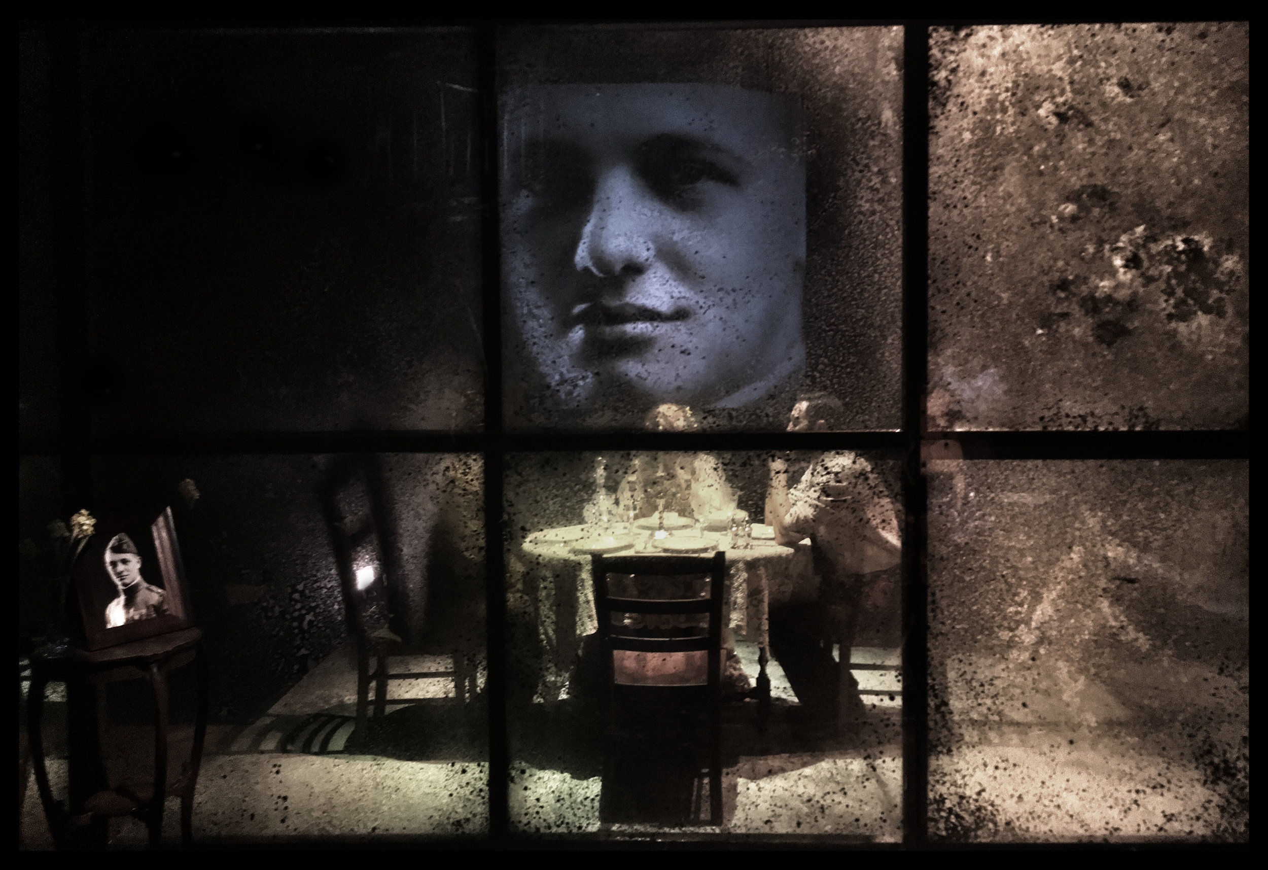 THE GLASS MENAGERIE - Milwaukee Rep, Wisconsin USA