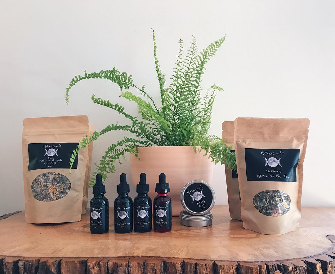 SHOP - MotherCraft Herbal Products