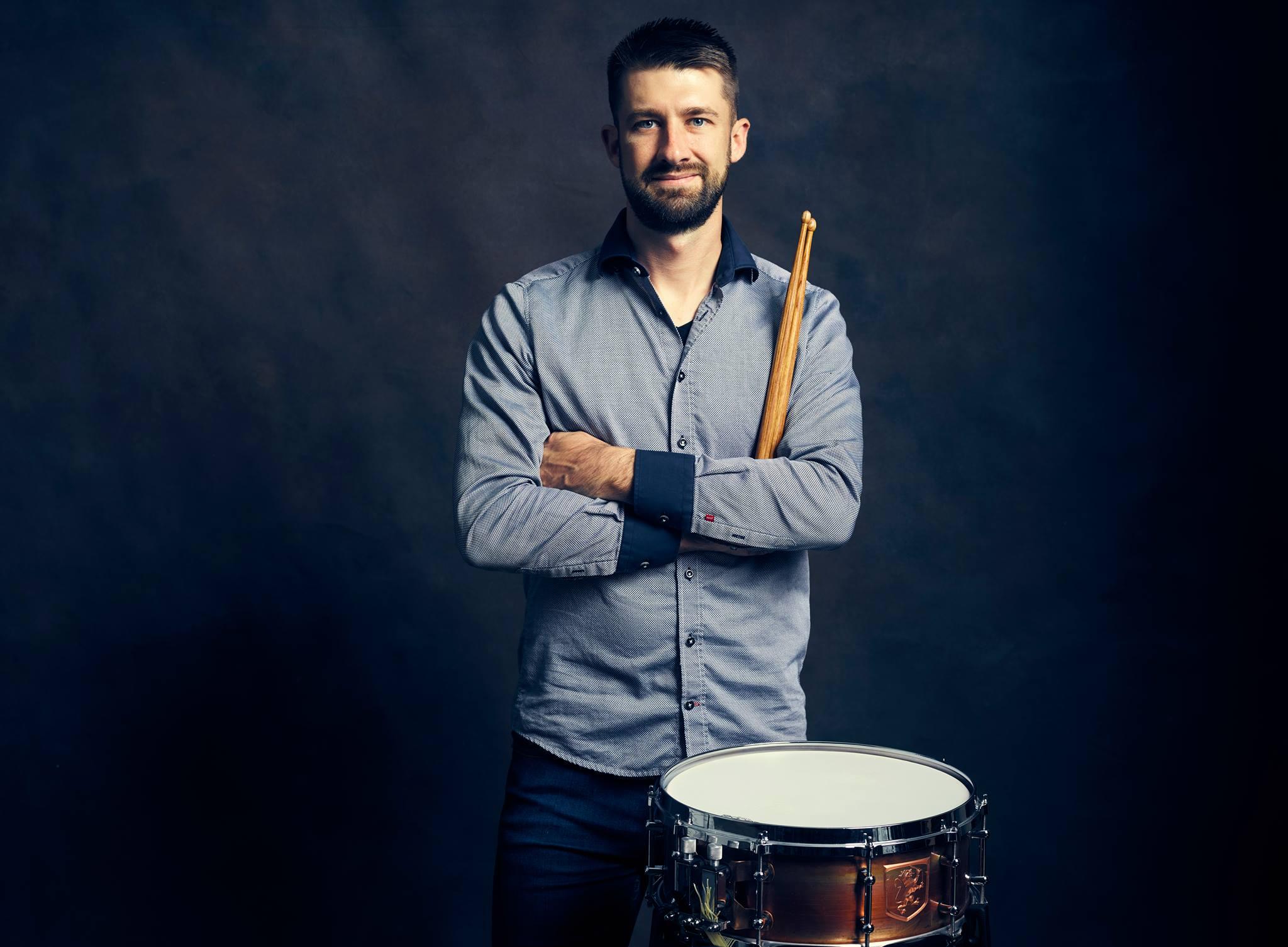 Michael Culligan, Percussion -