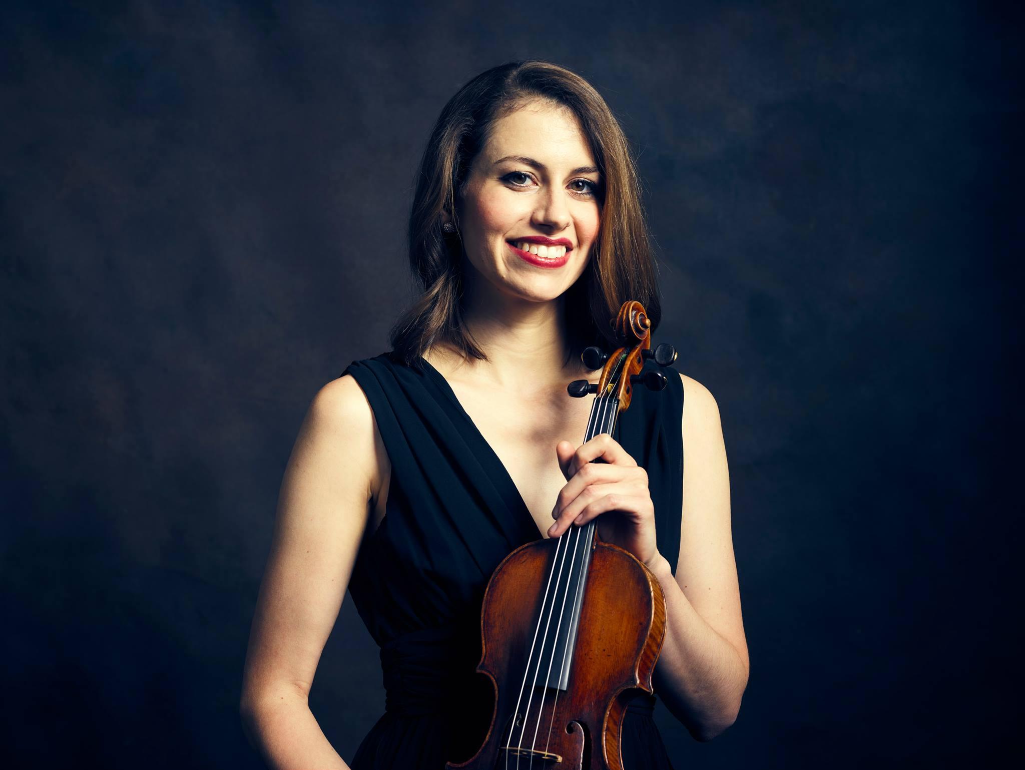 Stefani Matsuo, Violin -