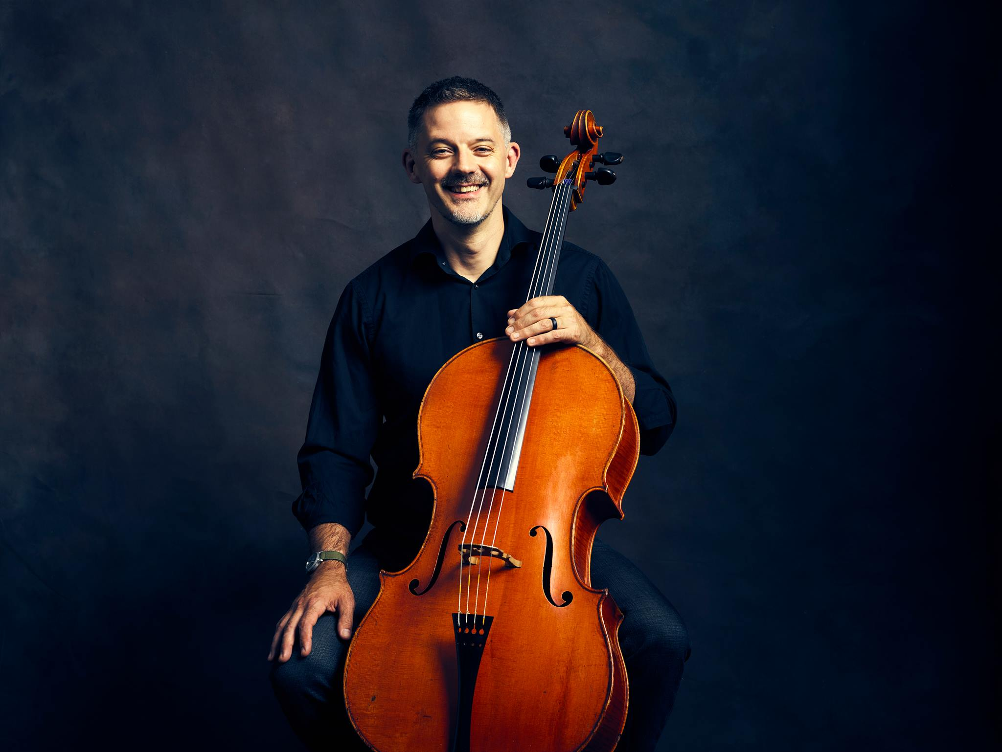 Ted Nelson, Cello -