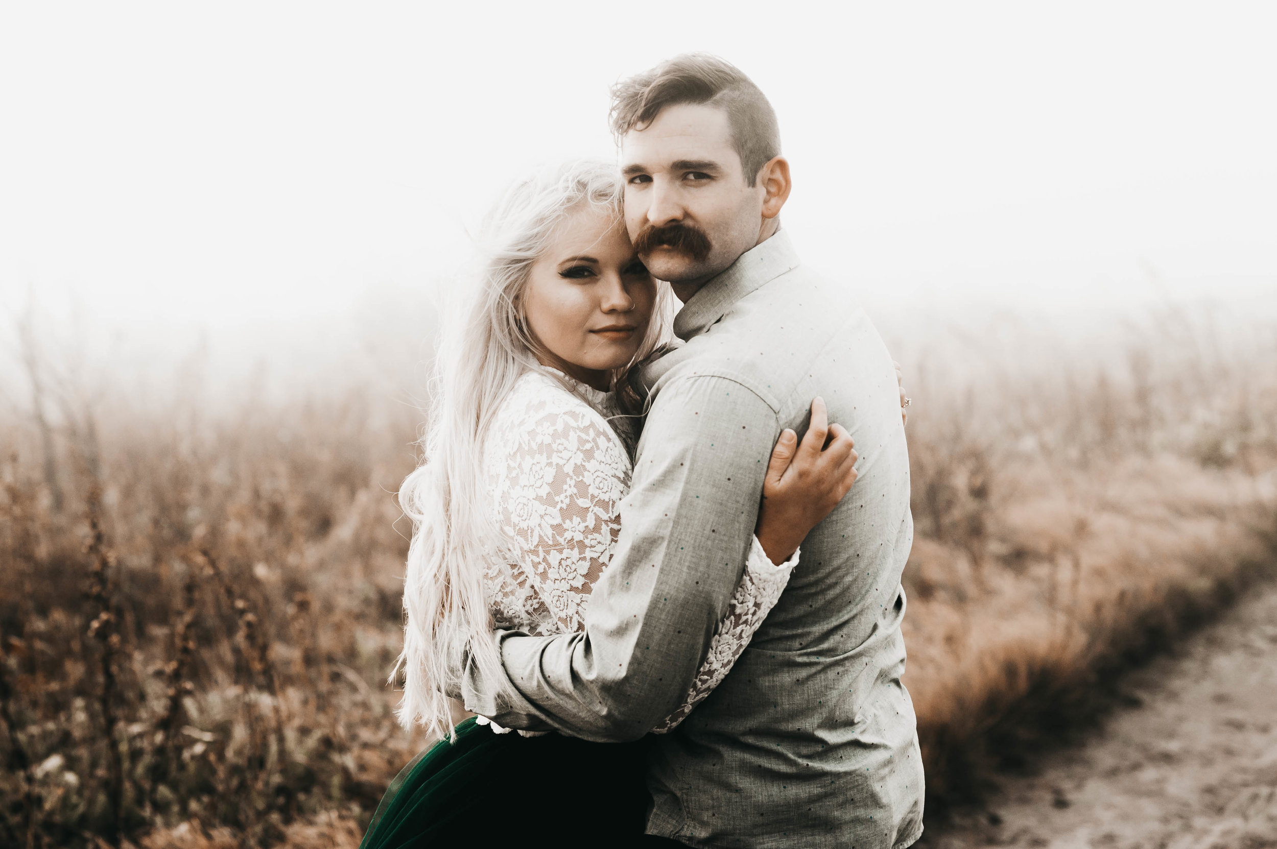 Makenzie Lauren Photography | Tasha & Adam Engagement Session | Black Balsam Knob010.jpg