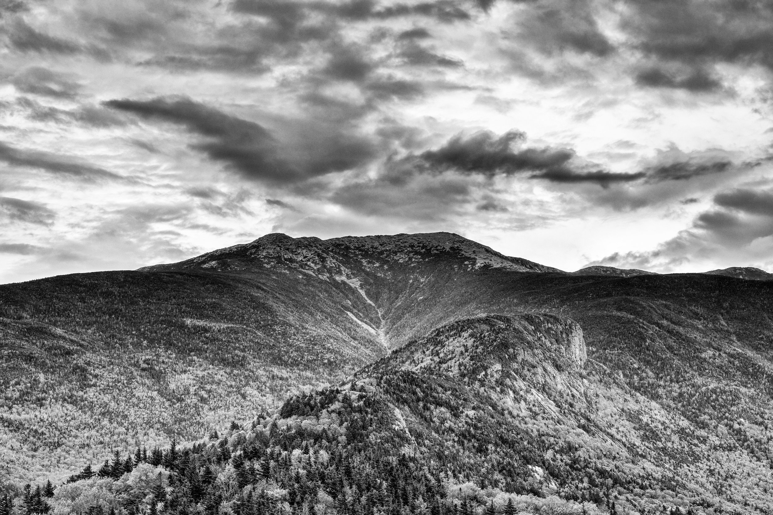 Mount Lafayette at White Mountains