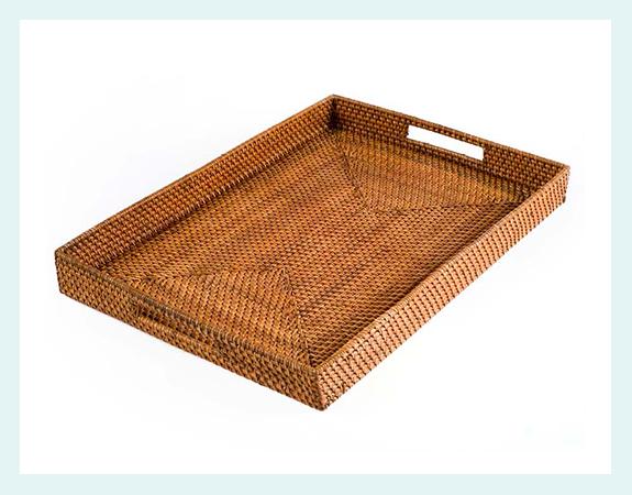 trays -