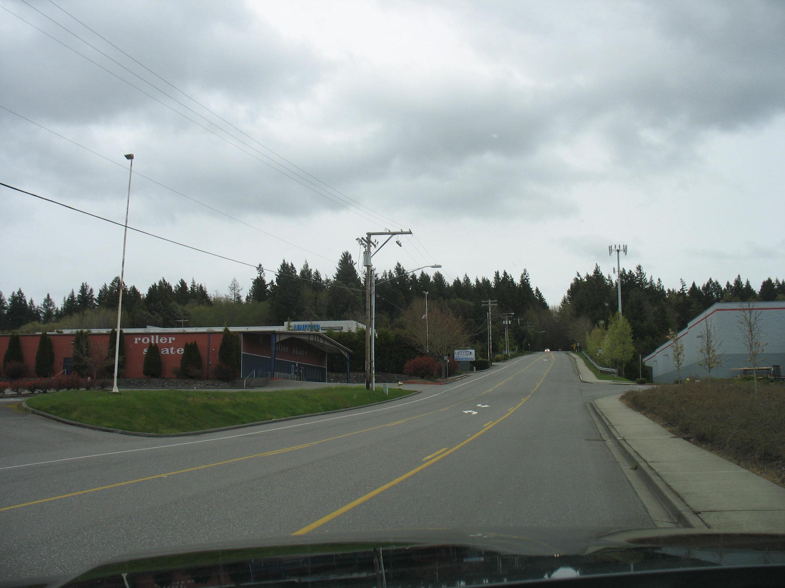 Fuson Road Widening and Channelization.JPG