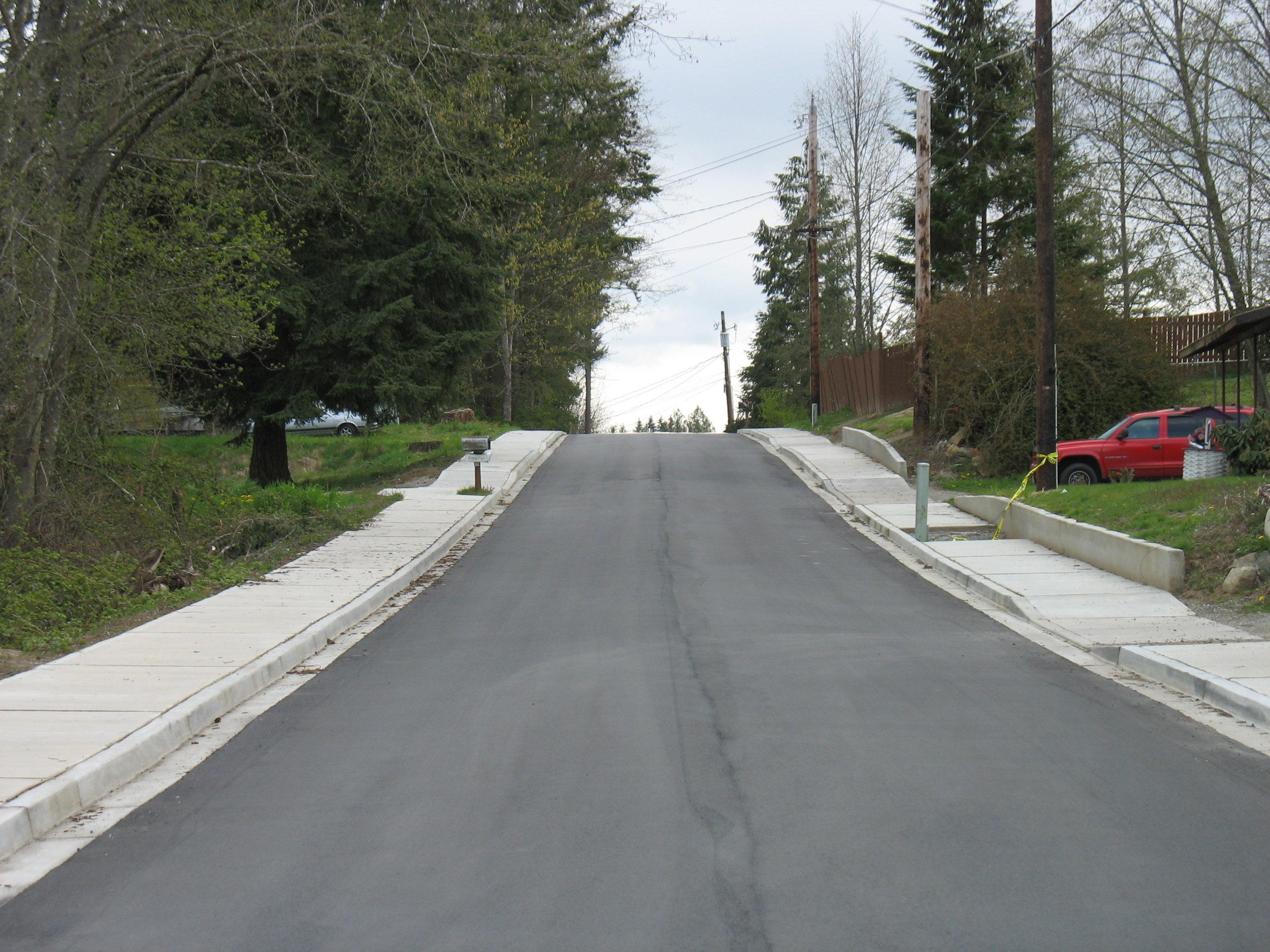 Harold Drive Widening and Pedestrian Improvements.JPG