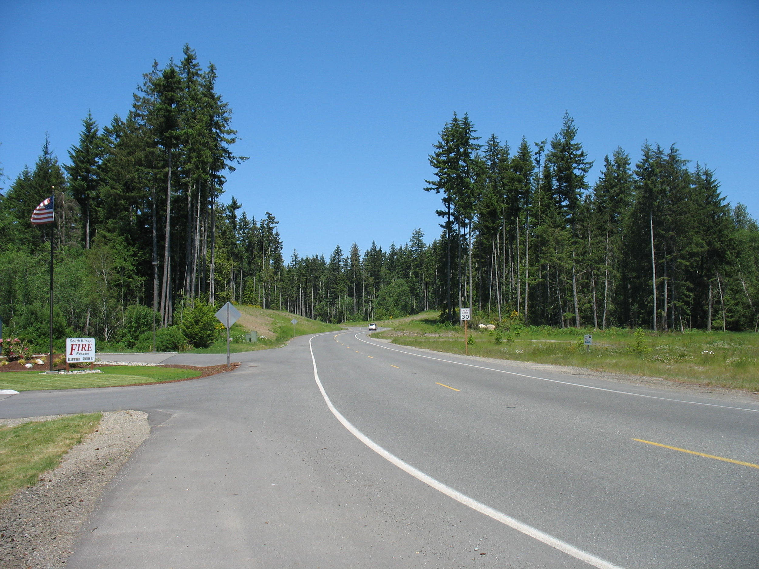 McCormick Woods Drive Extension - Over One Mile Length.JPG