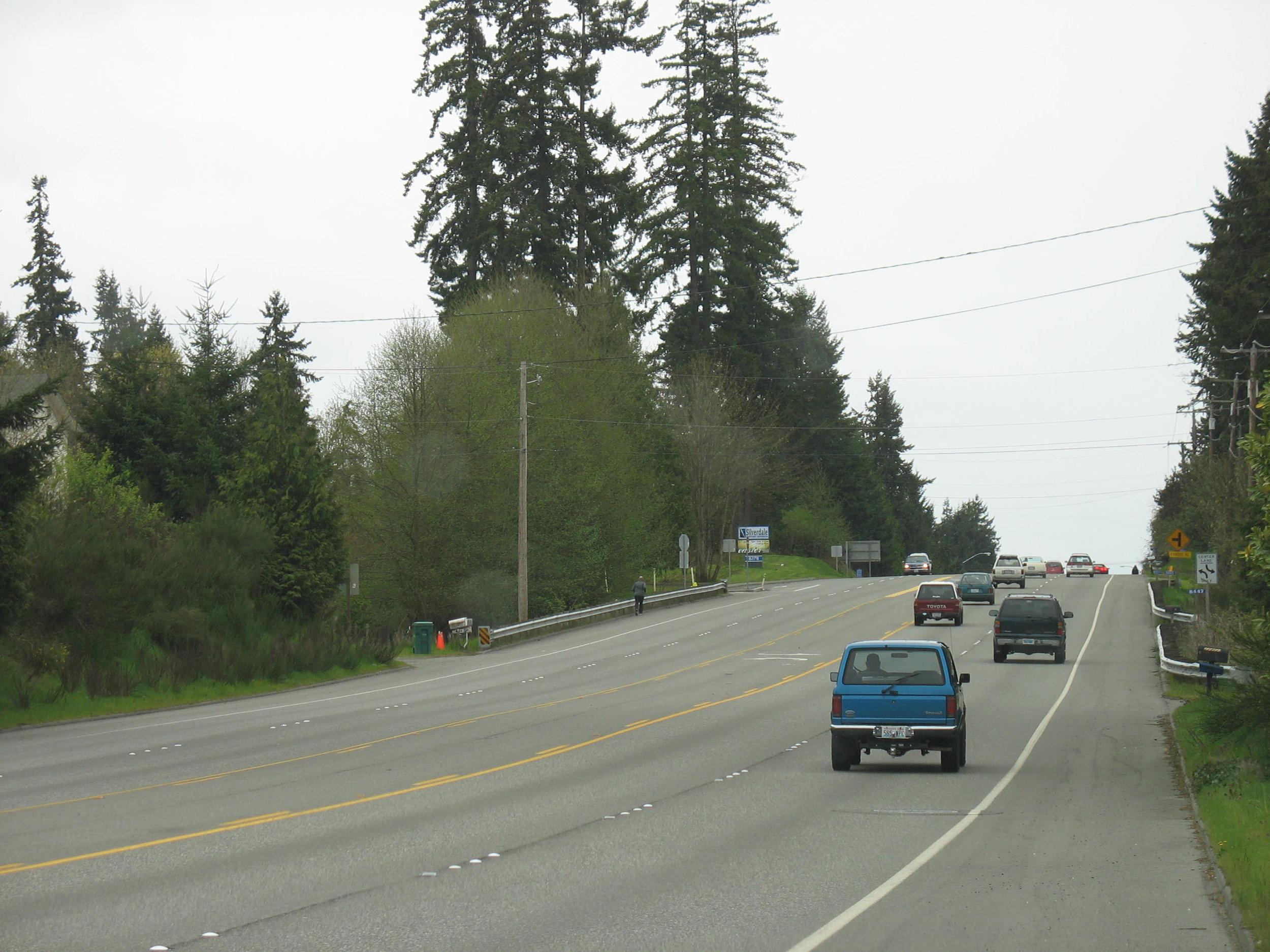WSDOT SR303 Approach for Silverdale Baptist.JPG