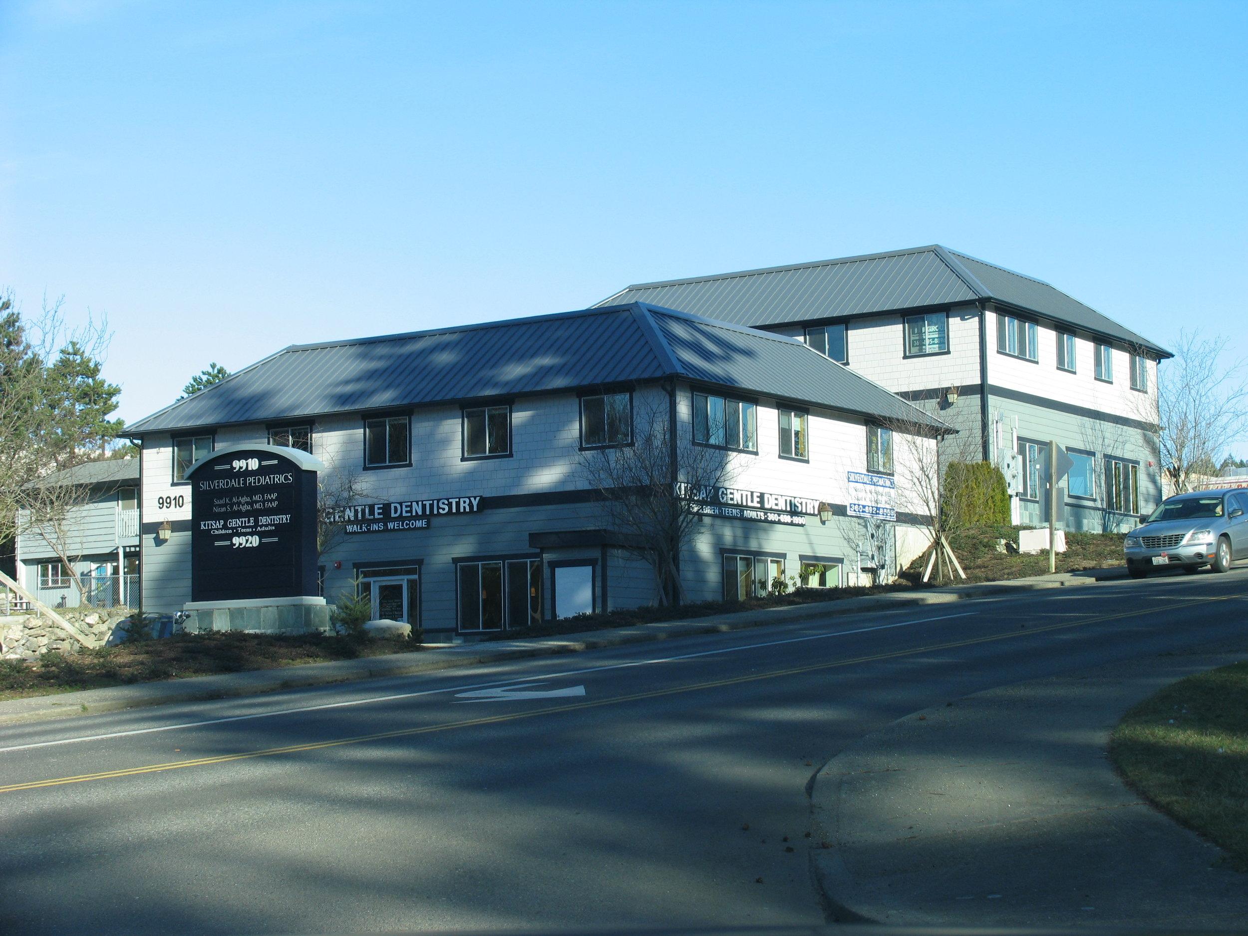 Sana Office Park - Ridgetop and Levin Road, Silverdale, WA.JPG