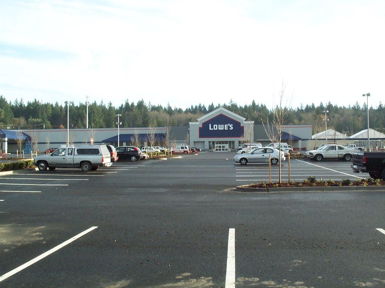 Lowes Home Improvement Warehouse - Bremerton WA.JPG