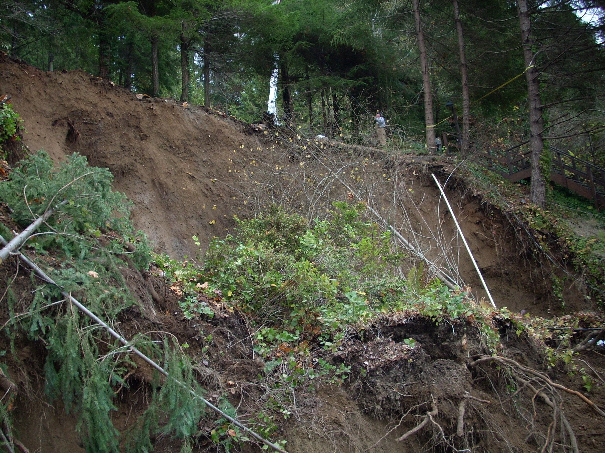 North Shore-Landslide Repair and Mitigation Design.JPG