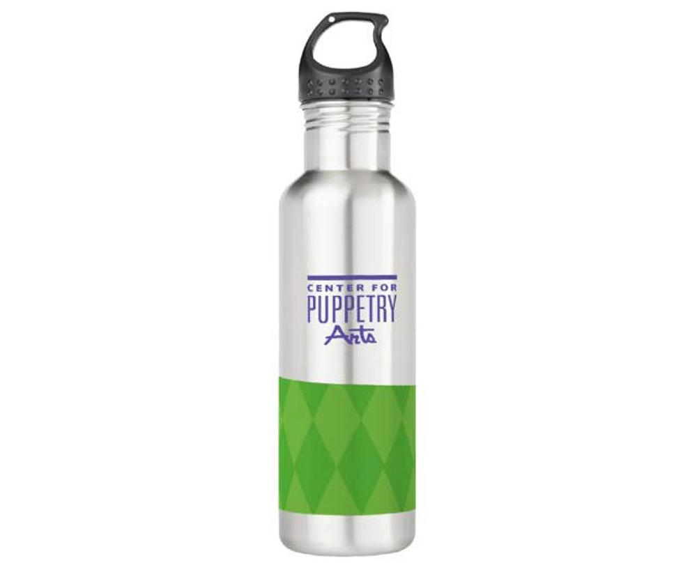 Center Water Bottle