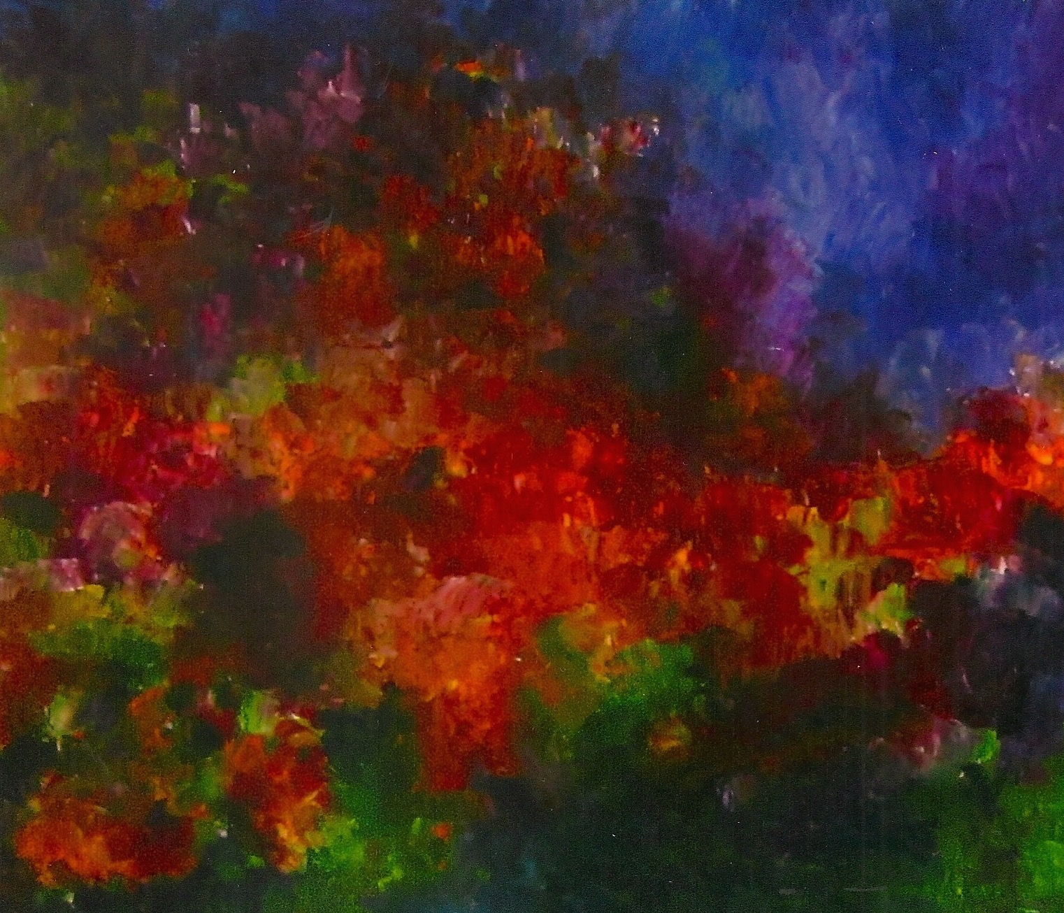 Autumn in River Valley (sold)