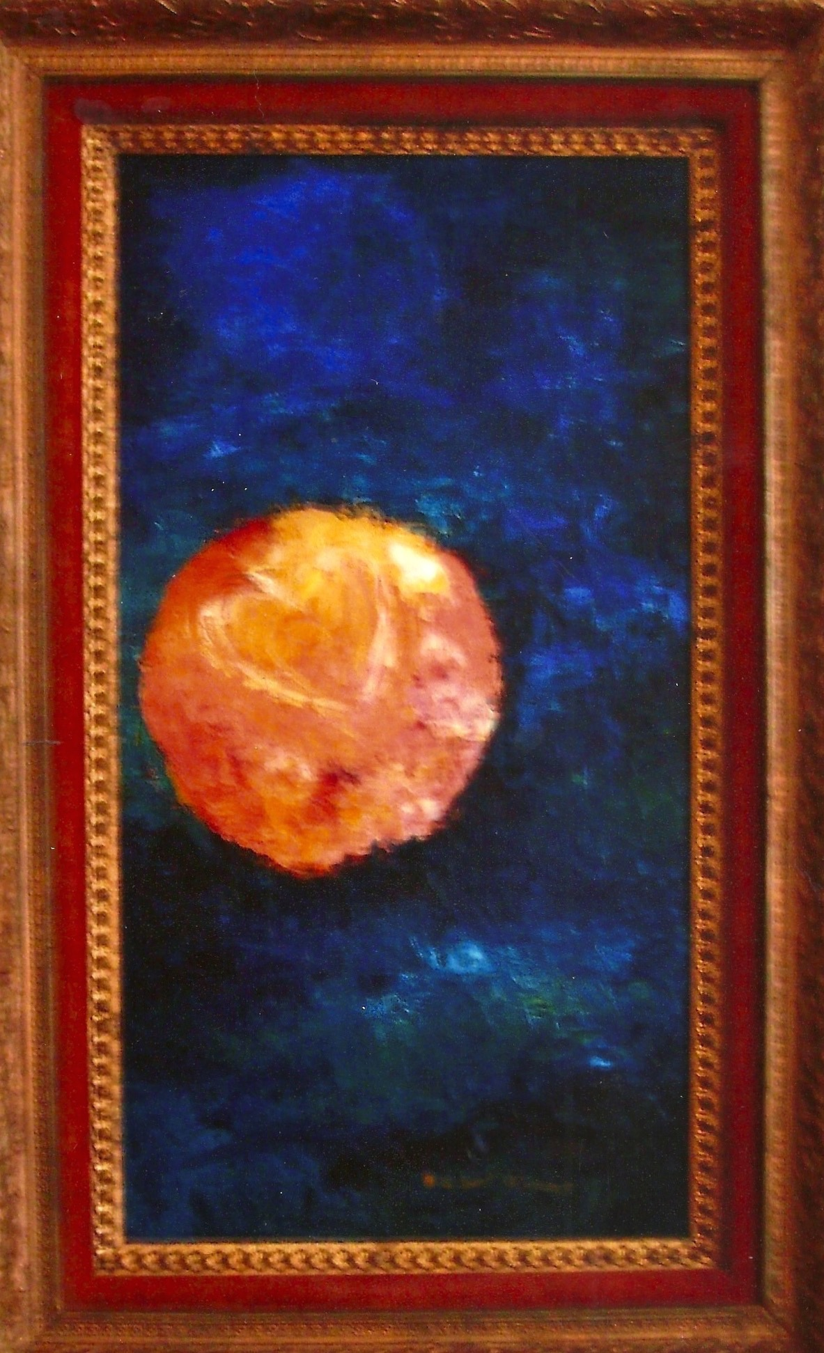 Faith: Ask, Believe, Receive (sold)