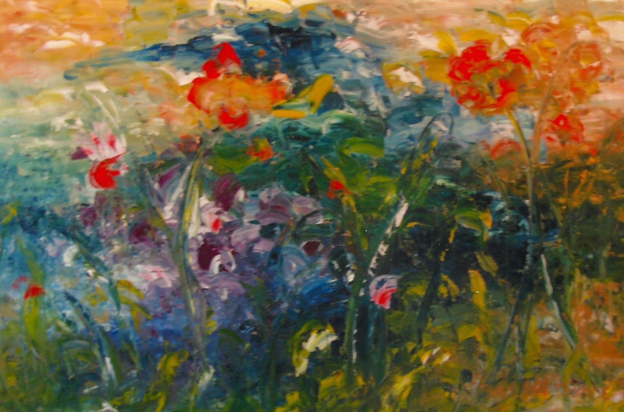 A Joyous Spring (sold)