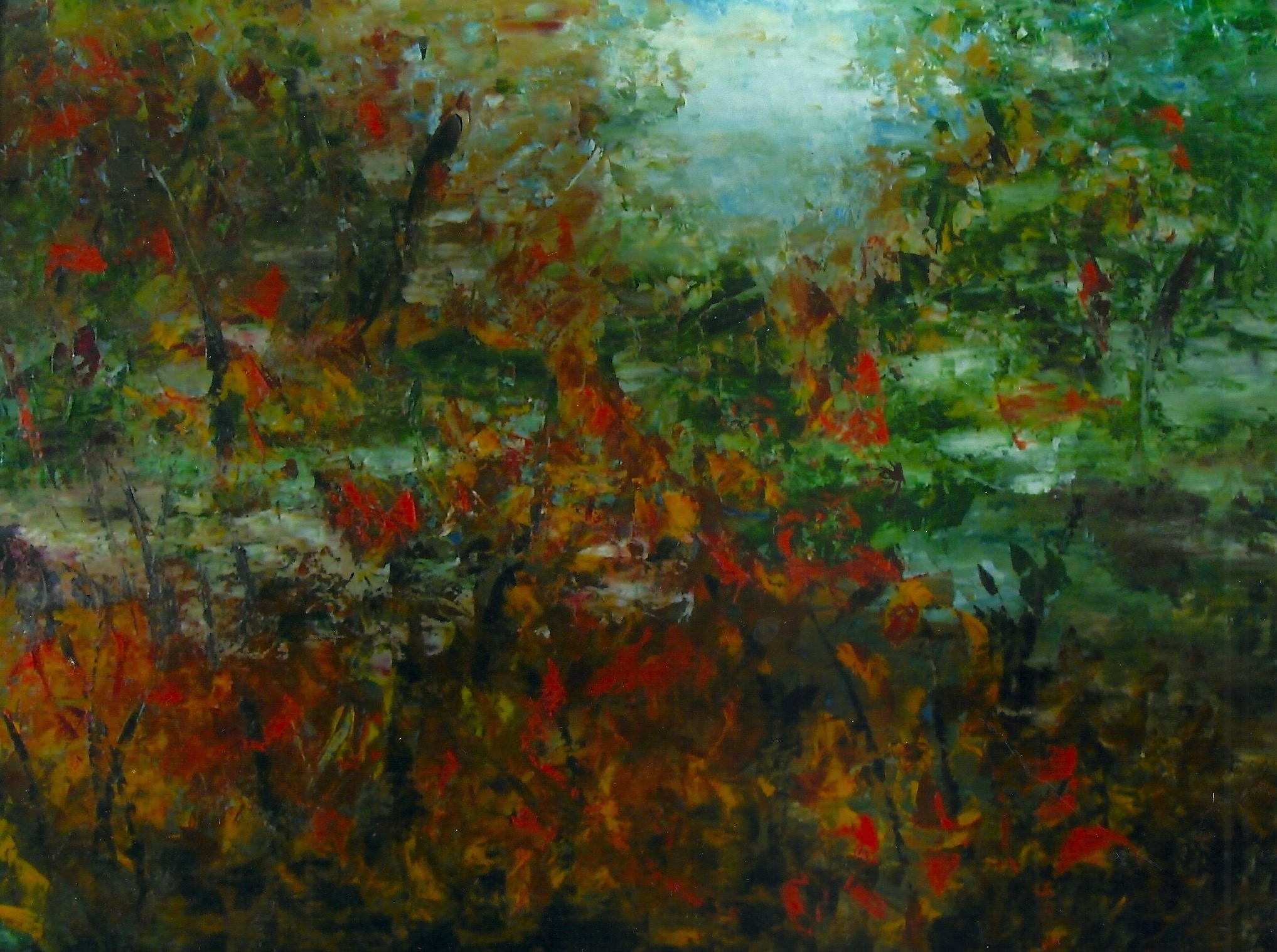 Indian Summer (sold)